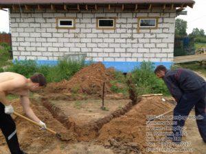 заземление загородного дома недорого
